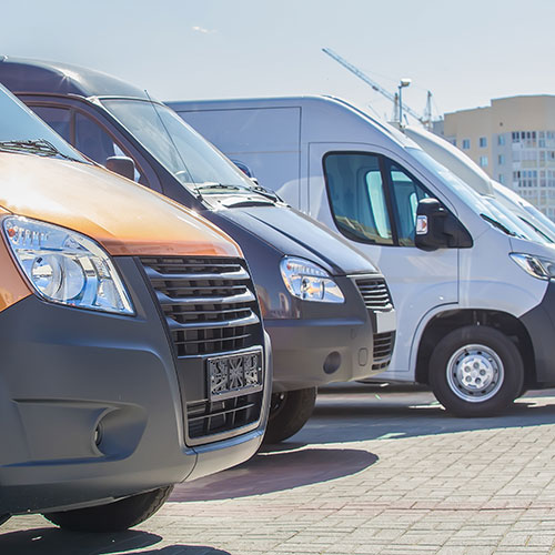 Commercial Vehicles up to 3.5 tons